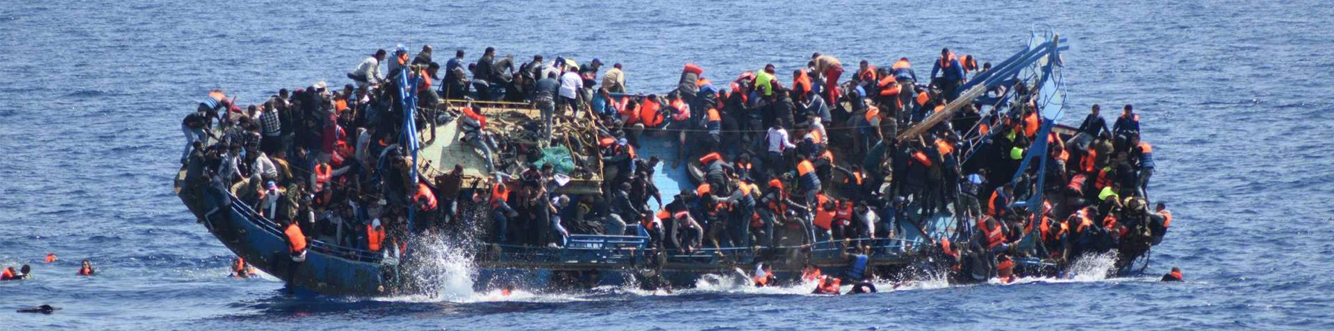 Ducor Sports Live Blog: Death in the Mediterranean – the Dangerous Journey from Africa to Europe