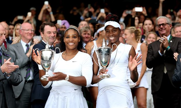History in the Making as Venus and Serena Face Off in the Australian Open
