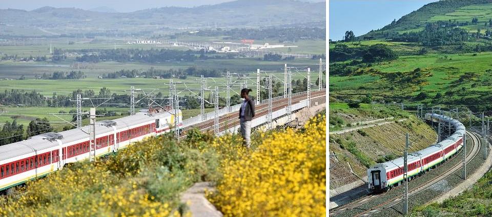 Ethiopia-Djibouti Electric Railway — The Beginning of Trans-Africa Railway?
