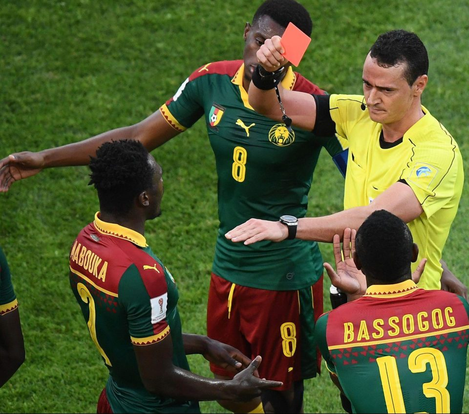 Download Cameroon World Cup 2018 - cameroong  Perfect Image Reference_455342 .jpg