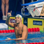 Chad Le Clos at The Brink of Clinching His Fourth Overall FINA World Cup Title