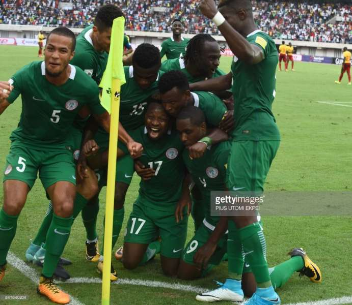 Super-Eagles-of-Nigeria
