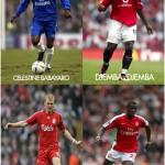 Five Footballers That Went Broke After Retiring