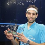 Egyptian, Mohamed ElShorbagyMakes History at Canary Wharf Classic