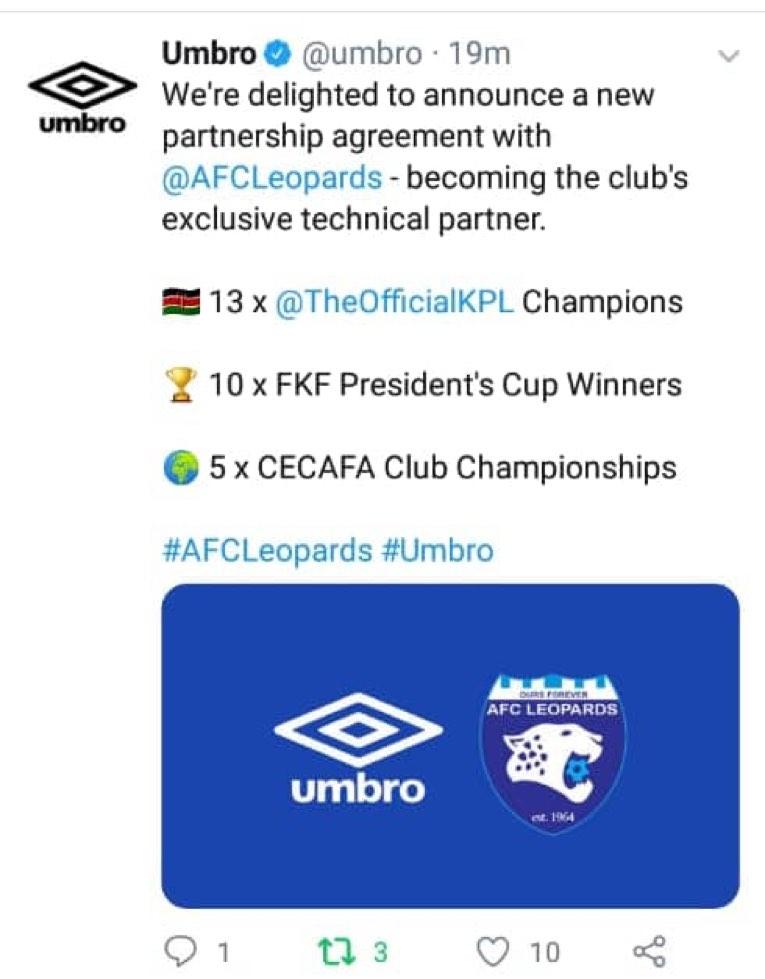 umbro-afc-partnership
