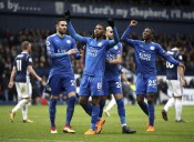 Mahrez and Iheanacho on Target as Leicester City Completes Epic Comeback