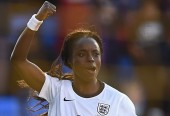 Eniola Aluko Opens up About Playing for England After Phil Neville's Appointment as Head Coach