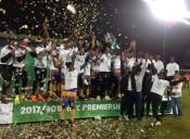 Township Rollers Wins Third Successive Botswana Premier League Title