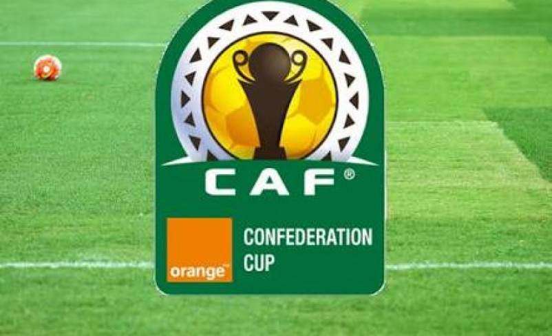CAF Confederation Cup Final Round Draws