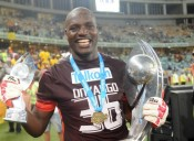 Uganda Cranes Shot Stopper Dennis Onyango Named 10th Best Keeper in the World