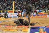 Senegalese Wrestler Lac II Suspended for One-year