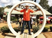 "Enes Kanter tells Ugandan kids to ""Believe"" no matter where they come from"