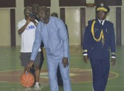 How Good Is President George Weah At Basketball?