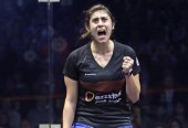 Egyptian, Nour El Sherbini Takes Saudi Arabia By Storm