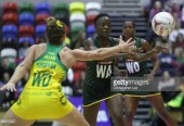 2018 Netball Quad Series: South Africa's Performance Fails to Impress.