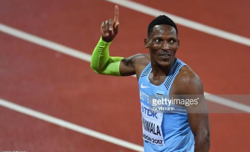 Isaac Makwala: I Want To Take Over From Bolt!