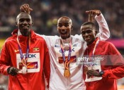 Africa at the IAAF London World Championships 2017