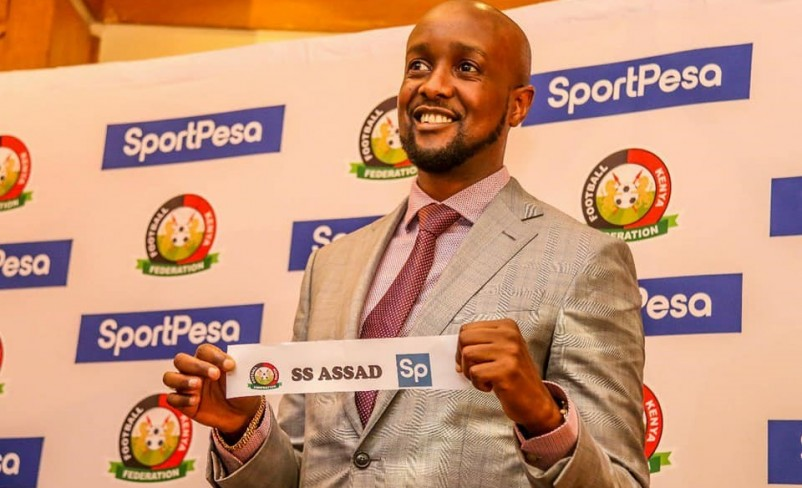 Football Kenya Federation Cup Sponsor Unveiled