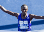 Kenneth Mungara: I Am Coming to Win the Race