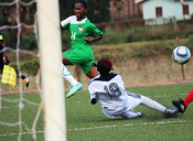 Kenya beats Uganda as the hosts suffer a huge loss at the hands of the Starlets at the ongoing CECAFA Women's Championship