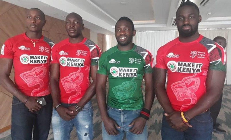 Kenya Rugby Union Unveil New Shirt Sponsors for Shujaa