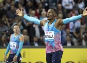 Isaac Makwala Makes Good on His 400M Return in the Diamond League Final