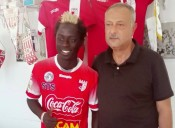 Gambia's Raymond Mendy Confirms Tunisian Club's Commitment to Win Trophies This Season