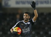 LEICESTER TO HOLD ON TO RIYAD MAHREZ
