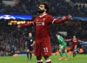 Mohamed Salah Matches Alan Shearer, Luis Suarez and Cristiano Ronaldo Record With 31st Strike