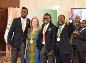 """Funding African Sports: """"We Need New Laws Passed, So That Athletes Can Live off Their Sports,"""" Says Ivorian Gold Medalist Cheick Sallah Cisse"""