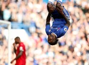 Victor Moses Scores as Chelsea Sail Past Champions Leicester