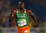 Ivorian Races Past USA's Justin Gatlin in Diamond League Final in Zurich