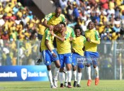 South African Premier Soccer League: Mamelodi Sundowns Wins to Open up Two-point Lead