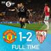 Man-U Crashed Out Of UEFA Champions League