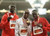 Uganda's Joshua Cheptegei Chases Mo Farah to a Tough and Impressive Silver Medal Win at the IAAF World Championships in London