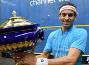 Egyptian, Mohamed ElShorbagy Beats U.S Open Champion and Compatriot to Win the Channel VAS Championships Title