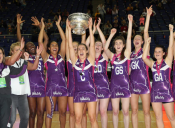 Uganda's Peace Proscovia Wins Fast5trophy with Loughborough Lightning