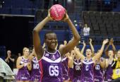 Uganda's Peace Proscovia Named Vitality Netball Superleague Player of the Season
