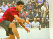Egyptian Mohamed El Sherbini Clinches Fourth Title in a Row