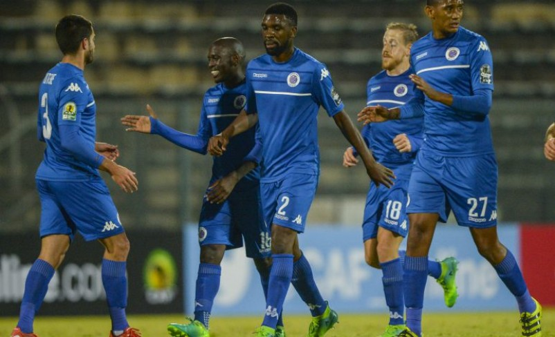 South Africa's SuperSport United into the Semi-Finals