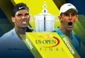 South African Kevin Anderson to Face Rafael Nadal in the US Open Final