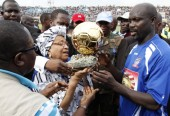 George Weah, the Hope of Liberian Football