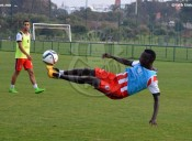 Gambia's Yusupha Njie has sights on Confederation Cup